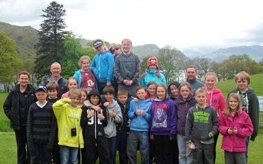 Y6 Outward Bound at Ullswater