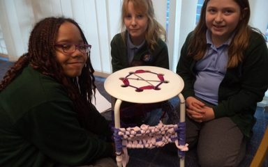 Y5 Creative Weaving Project