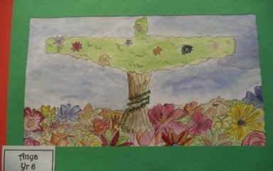 Gateshead in Bloom Art Competition