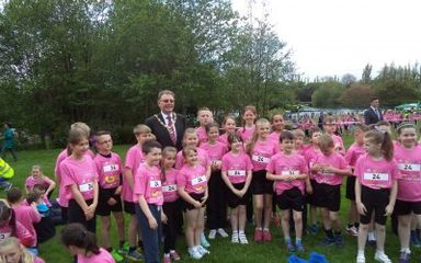 Run For Fun at Saltwell Park