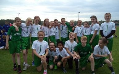 Athletics Triumph for St Joseph's