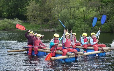 Y6 Outward Bound in the Lake District