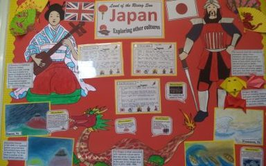 Exploring Other Cultures – Japan