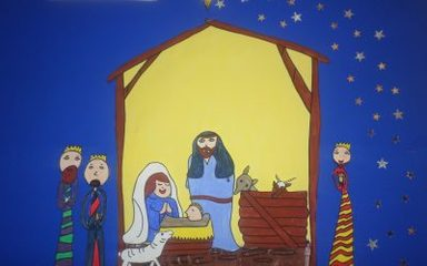 Advent Reflection – Week 4 – Jesus is Born by Year 3