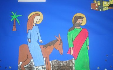 Advent Reflection – Week 2 – Journey to Bethlehem by Year 5
