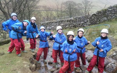 Y6 Outward Bound Visit 2016
