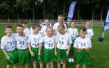 Gateshead Schools Cross-Country Competition