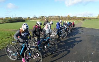Y6 Cycle Ride around Herrington Burn Country Park