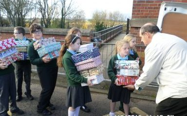Operation Christmas Child Appeal