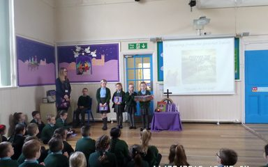 Y3 Advent Liturgy – Hope, The Prophets' Candle