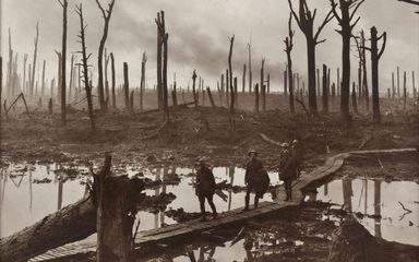 Passchendaele Commemorations: Do you have a family connection?