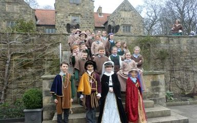 A Tudor Day for Year 4