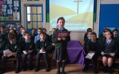 A Lenten Liturgy for Holy Week