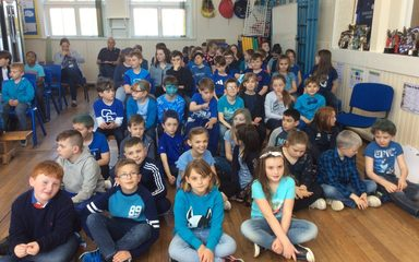 'A Case of the Blues' on Fundraising Friday!
