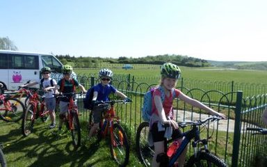 Y4 visit Herrington Country Park
