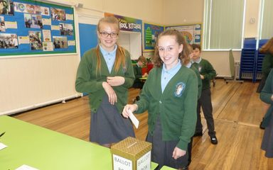St Joseph's Juniors Election Special