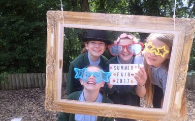 Our School Summer Fayre.