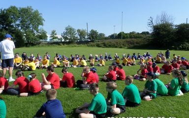 Sainsbury's Summer School Games Competition