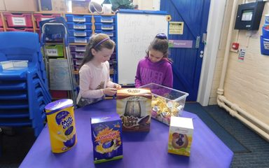 Fundraising Friday – Our Purple Lent Day!