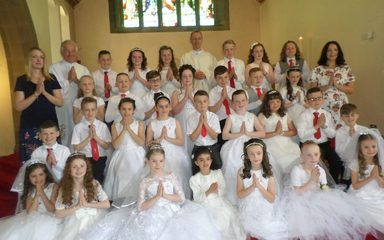 Our First Holy Communion Celebrations