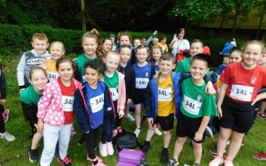 Gateshead Schools' Fun Run 2018