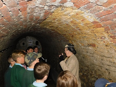 Y5 Visit to the Victorian Tunnels and Ouseburn