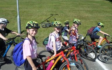 The Derwent Walk – Cycle Ride & Nature Walk for Y5