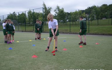 Tri-Golf Competition for Y5