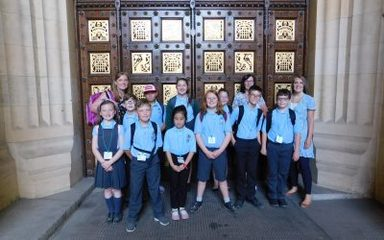 Our School Council visit London