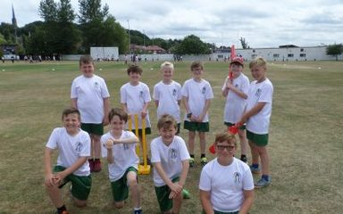 Y5 Kwik Cricket Team