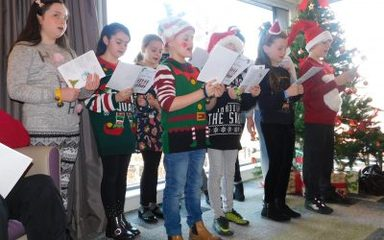 Carols at Covent House