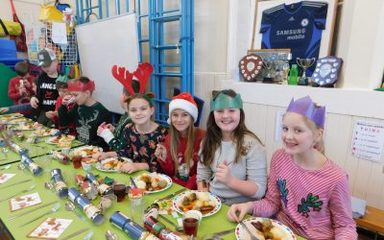 Christmas Lunch and Jumper Day!