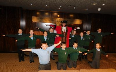 School Council Visit to the Mayor