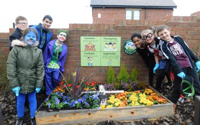 Spring Clean by our Eco and Mini Vinnie Groups