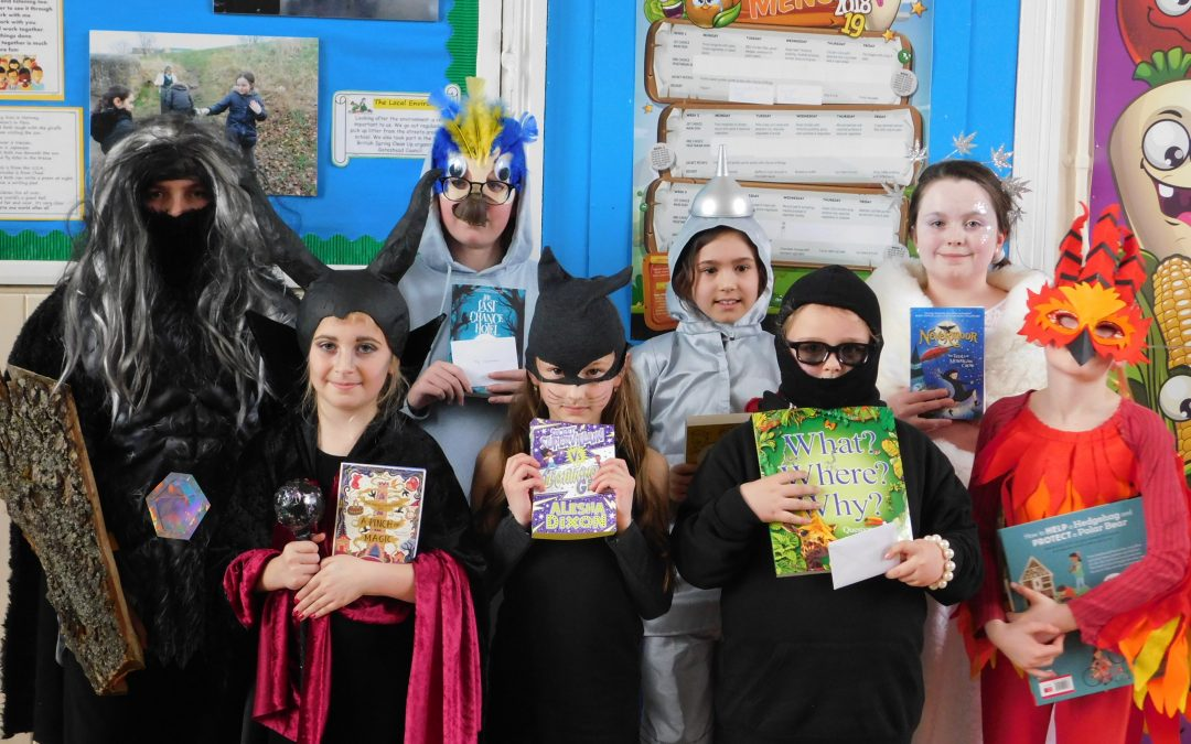 Celebrating World Book Day 2019