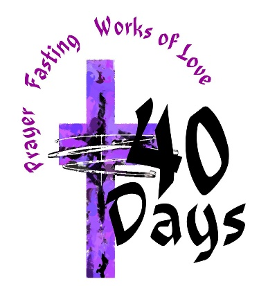The Season of Lent 2019