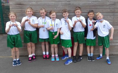 Y4 Mini Tennis Competition