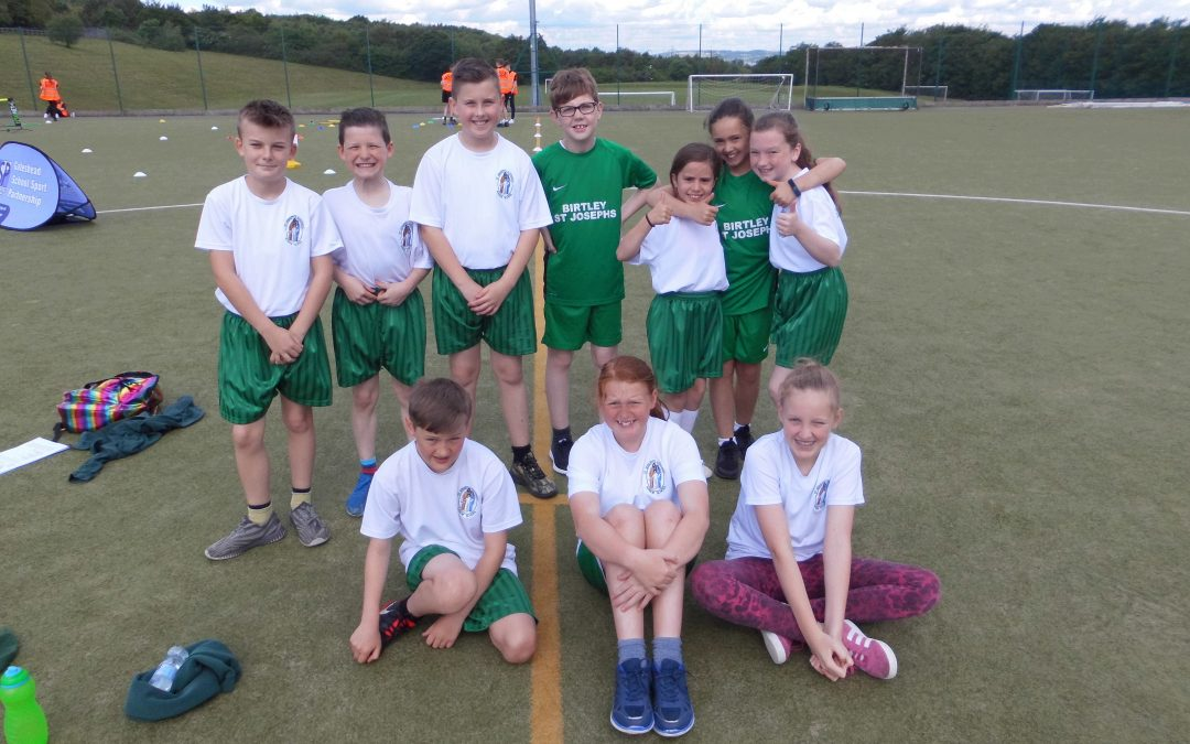 Y5/Y6 Tri Golf Competition