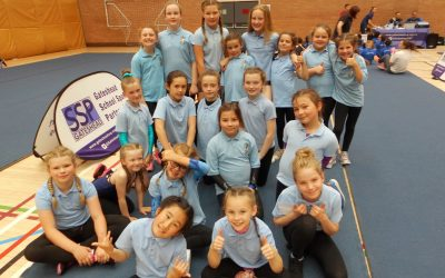 Gateshead Schools Gymnastics Competition