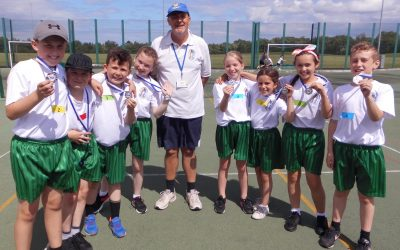 Y5 Mini Tennis Competition