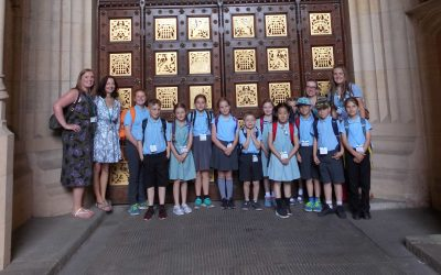 School Council Visit to London