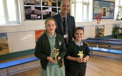 Y5 Inter School Performance Poetry Competition.