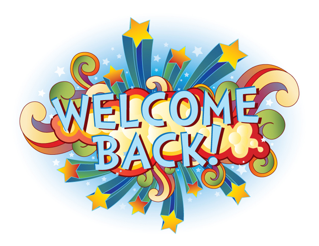 Welcome Back Class Photographs and Letter