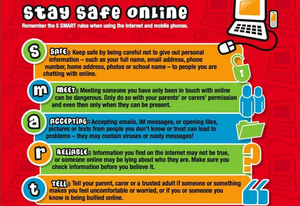 Important! Staying Safe Online - Guidance and Resources ...